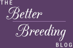 The Better Breeding Blog
