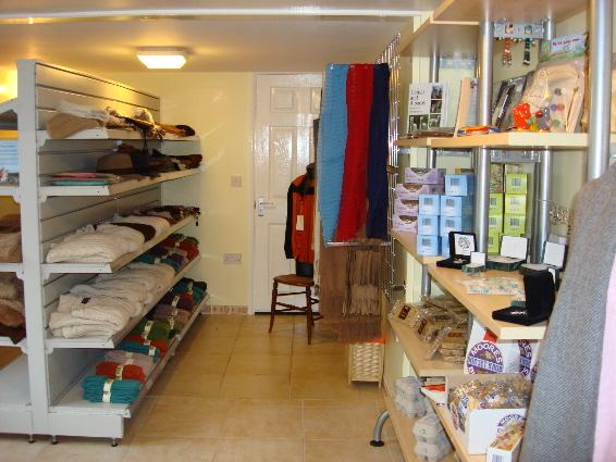 View of our new shop