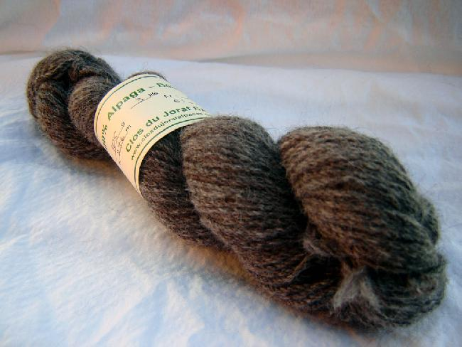 Rose Grey - 3 ply A