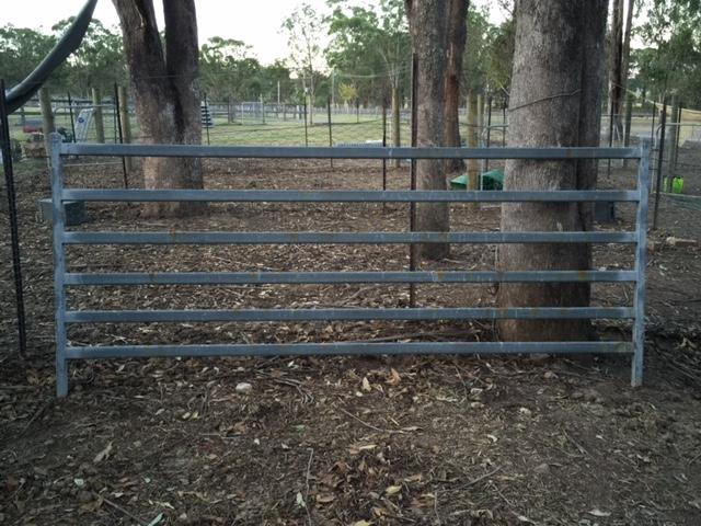 Portable 3 meter fencing panels for sale - $175 each