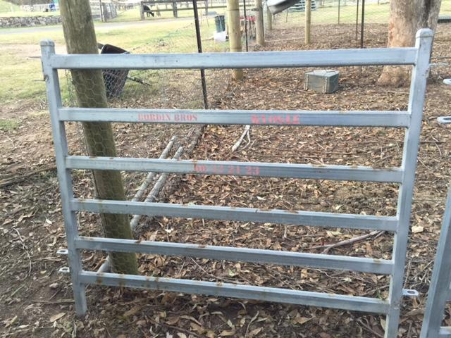 Portable Fencing 1.5 long x 1.2 Hgh -  for sale $110 each